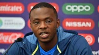 Don't know if we can be put under more pressure: Kagiso Rabada